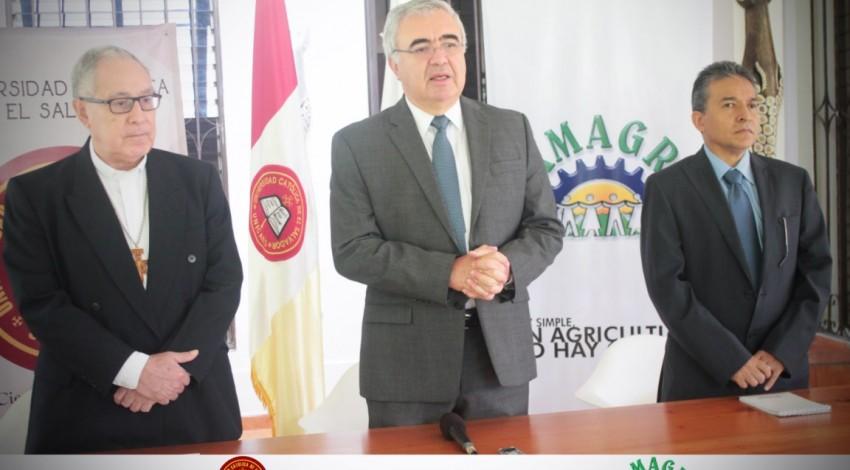 CONVENIO UNICAES Y CAMAGRO