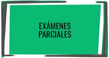 Exámenes parciales