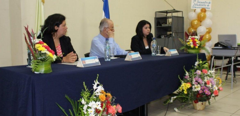 """CELEBRAN PRIMER ENCUENTRO DE ESTUDIANTES DE COMUNICACIONES 2013 """"UNIDOS SOMOS PAZ"""""""