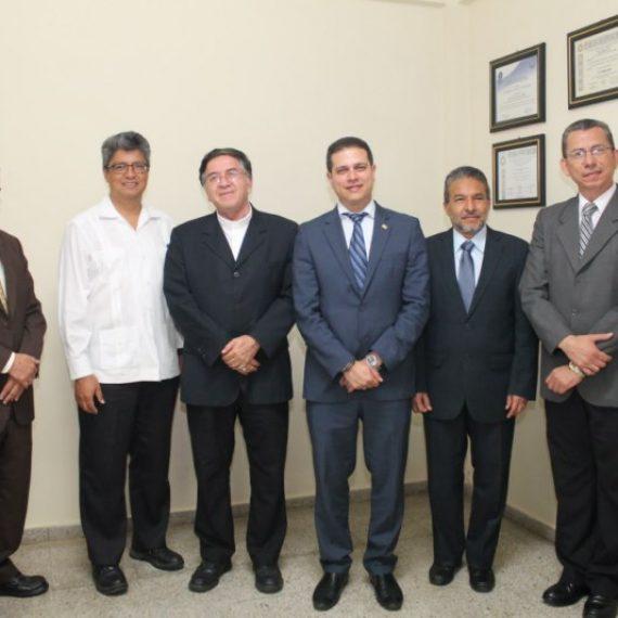 UNICAES ESTUDIA ACCIONES DE COOPERACIÓN CON UNIVERSIDAD CATÓLICA DE COSTA RICA