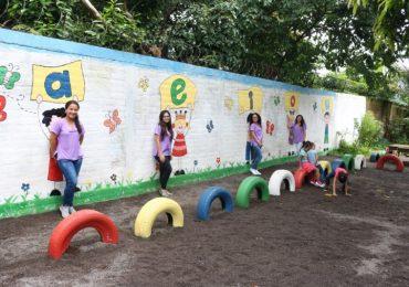"""""""Renovando mi Kinder"""", una iniciativa social de estudiantes de Educación Inicial y Parvularia"""
