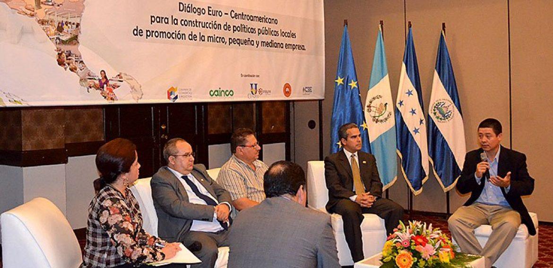 Diálogo Euro-Centroamericano, un intercambio de buenas prácticas en gestión pública