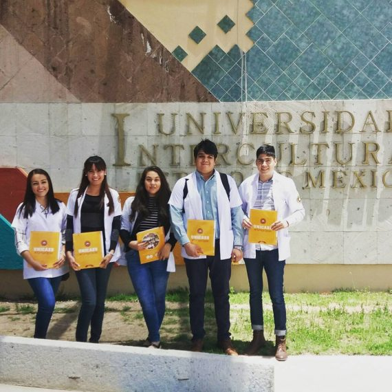 MÉXICO: ESTUDIANTES DE MEDICINA INTERCAMBIAN EXPERIENCIAS CULTURALES Y CIENTÍFICAS