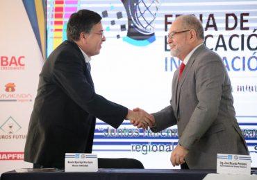 ACUERDO ENTRE LA SSF Y UNICAES PERMITIRÁ PRÁCTICAS PROFESIONALES PARA LOS ESTUDIANTES