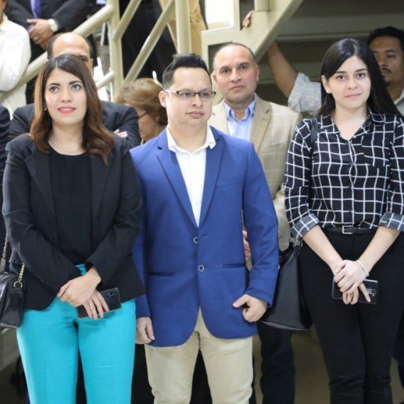 INAUGURACIÓN DE LABORATORIOS EN TECNOLOGÍA PARA CARRERAS DE INGENIERÍA