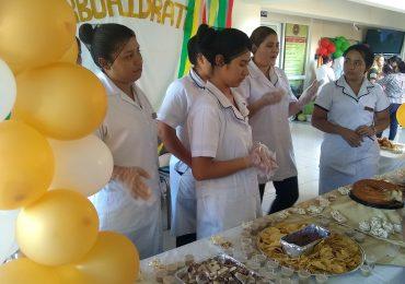 FERIA DE NUTRICIÓN EXPONE VALOR PREVENTIVO DE UNA ALIMENTACIÓN EQUILIBRADA