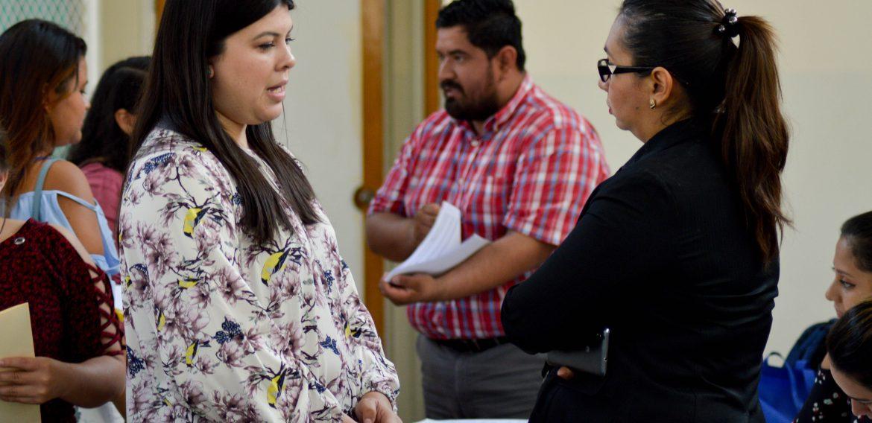 FERIA DE OPORTUNIDADES: EL PRIMER CONTACTO CON EL MUNDO LABORAL