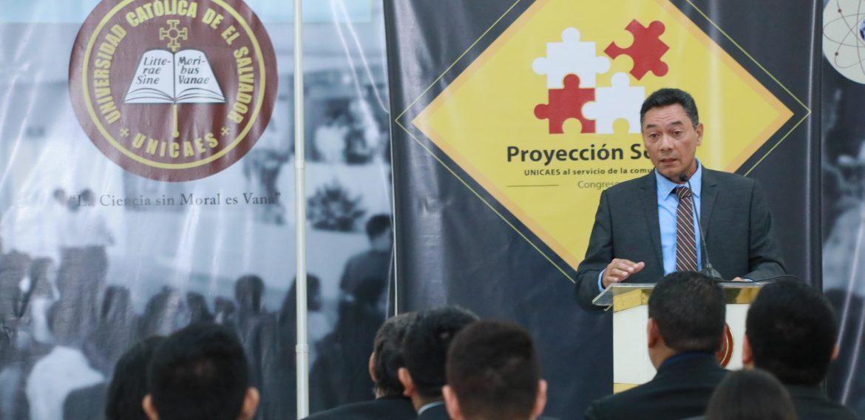 I CONGRESO DE PROYECCIÓN SOCIAL UNICAES: 37 AÑOS AL SERVICIO DE LA COMUNIDAD