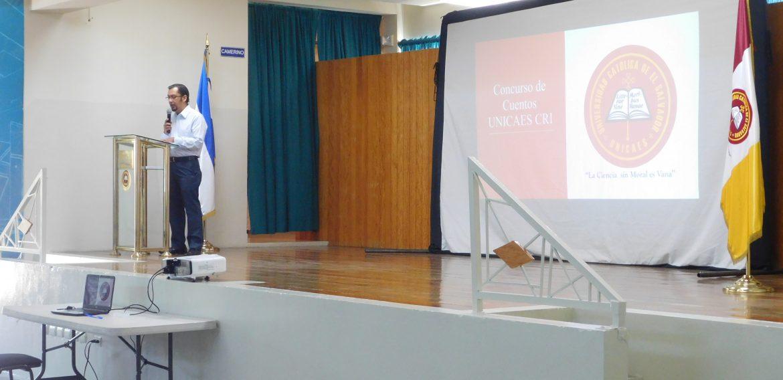 UNICAES CRI CELEBRA II FERIA DEL LIBRO CON CONCURSO DE CUENTOS