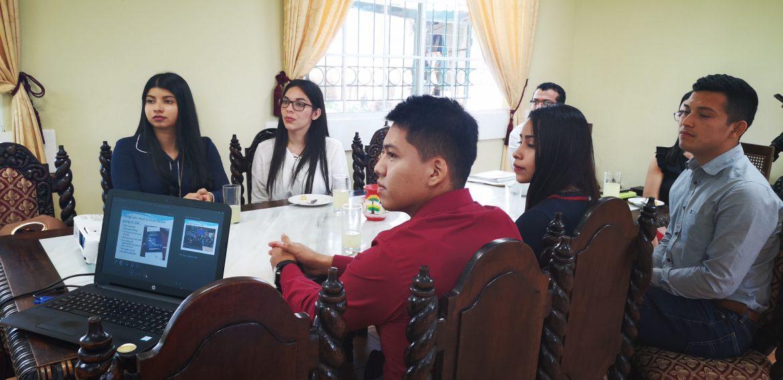 CINCO ESTUDIANTES UNICAES VIAJAN A ESTADOS UNIDOS PARA INTERCAMBIO CULTURAL