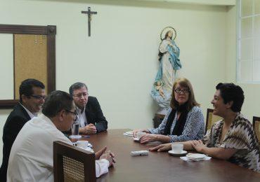 DIRECTORA DE AMERICAN SPACE EN MÉXICO Y CENTROAMÉRICA VISITA UNICAES