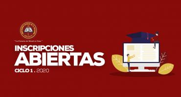 Nuevo ingreso 2020 – Curso pre U enero