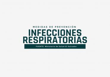 MEDIDAS DE PREVENCIÓN PARA INFECCIONES RESPIRATORIAS