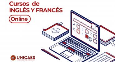 Cursos de Inglés y Francés Online  UNICAES
