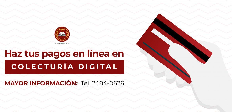 Haz tus pagos aquí | Colecturía Digital UNICAES