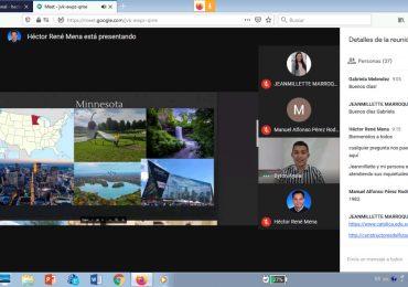CONECTADOS: CONSTRUCTORES DEL FUTURO UNICAES 2021