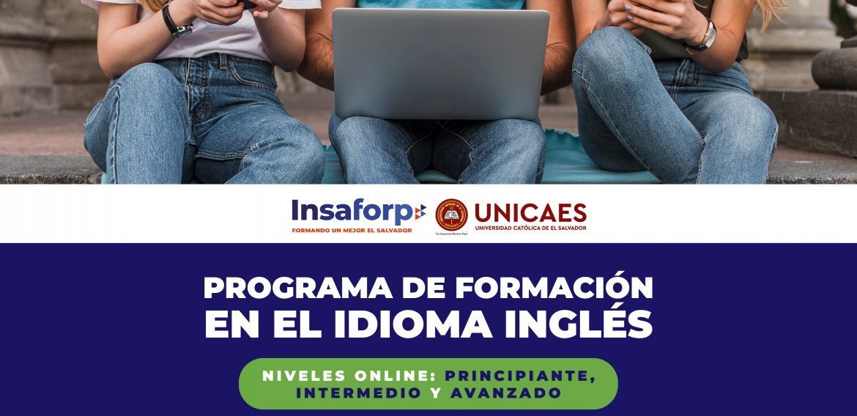 Programa de Formación en el Idioma Inglés INSAFORP