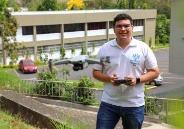 UN DRONE Y UNA CÁMARA PARA DAR ESPERANZA