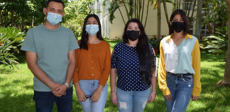 #WelcomeAboard: estudiantes de UNICAES Ilobasco inician un viaje prometedor